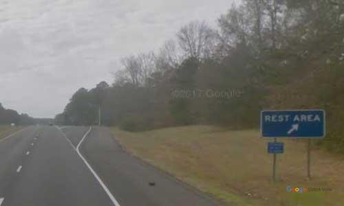 al i20 i59 rest area west southbound mile marker 39.7