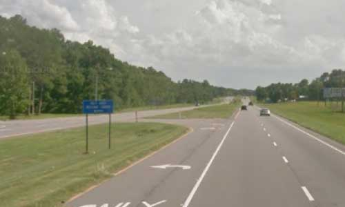 al us231 rest area northbound mile marker 0.7